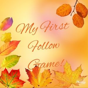 🧡🍁Follow Game!!🍁🧡